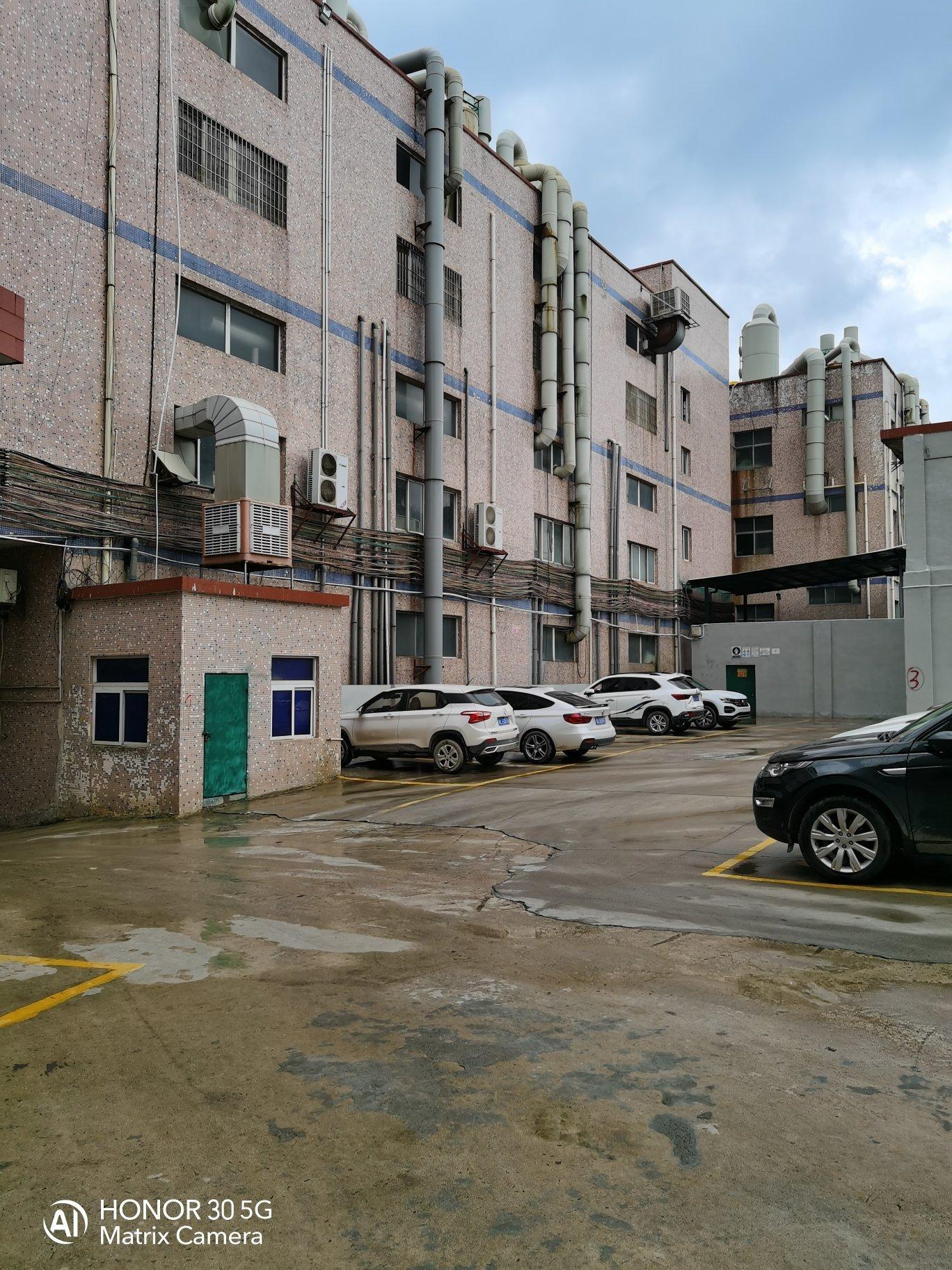惠阳新圩205国道附近原房东电镀厂三楼350平出租