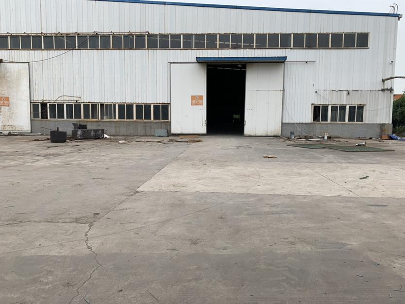 青白江工业园区钢构万博app官方下载出租,有行车,可进大车。