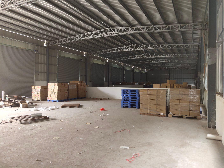 江北金龙大道1200平钢构厂房可分租