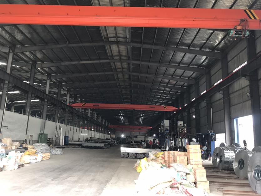 宁乡工业园4600平厂房带行车