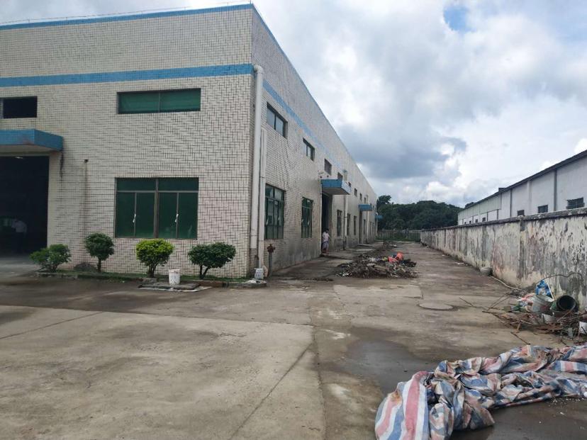 (超大空地)惠阳永湖新出原房东钢构8500平