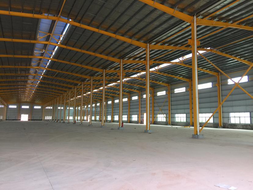 佛山高明工业区可做酸洗,喷漆,喷涂,注塑 面积合计37150