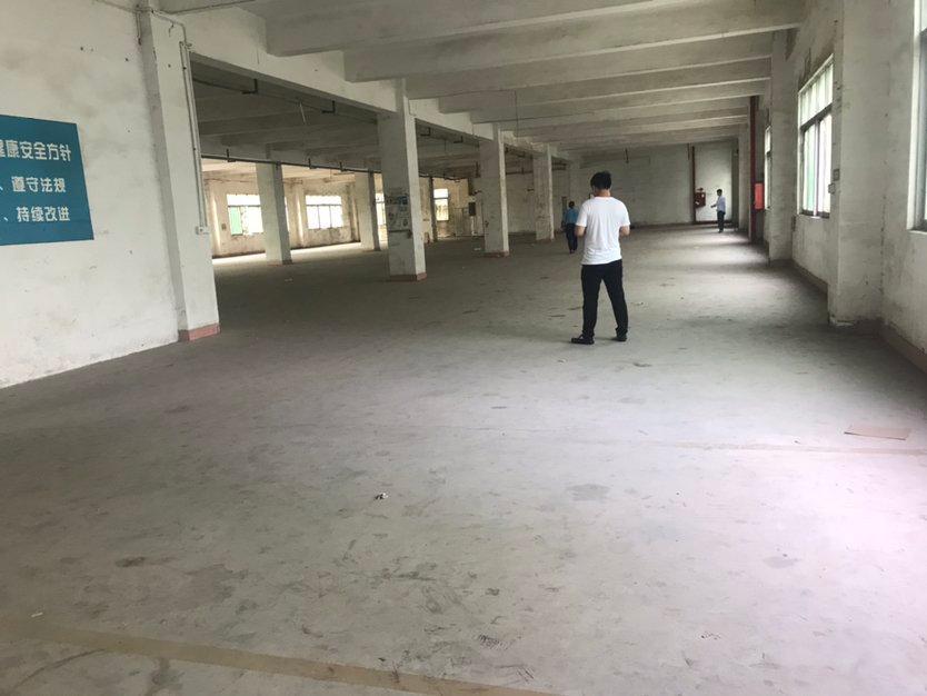 观澜樟坑径楼上1600平带装修厂房出租,欢迎预约看房。