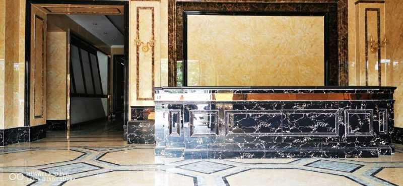 豪华装修展厅适合家具陶瓷等展厅