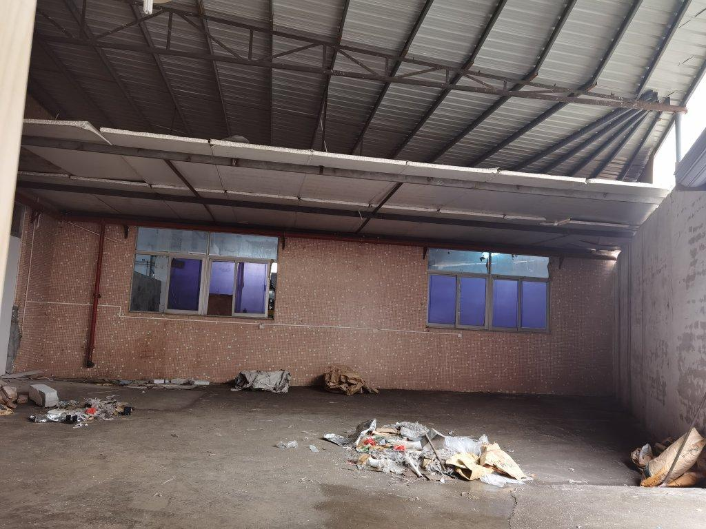 中山市黄圃镇升辉工业区单砖墙铁皮仅剩200方甩卖出租