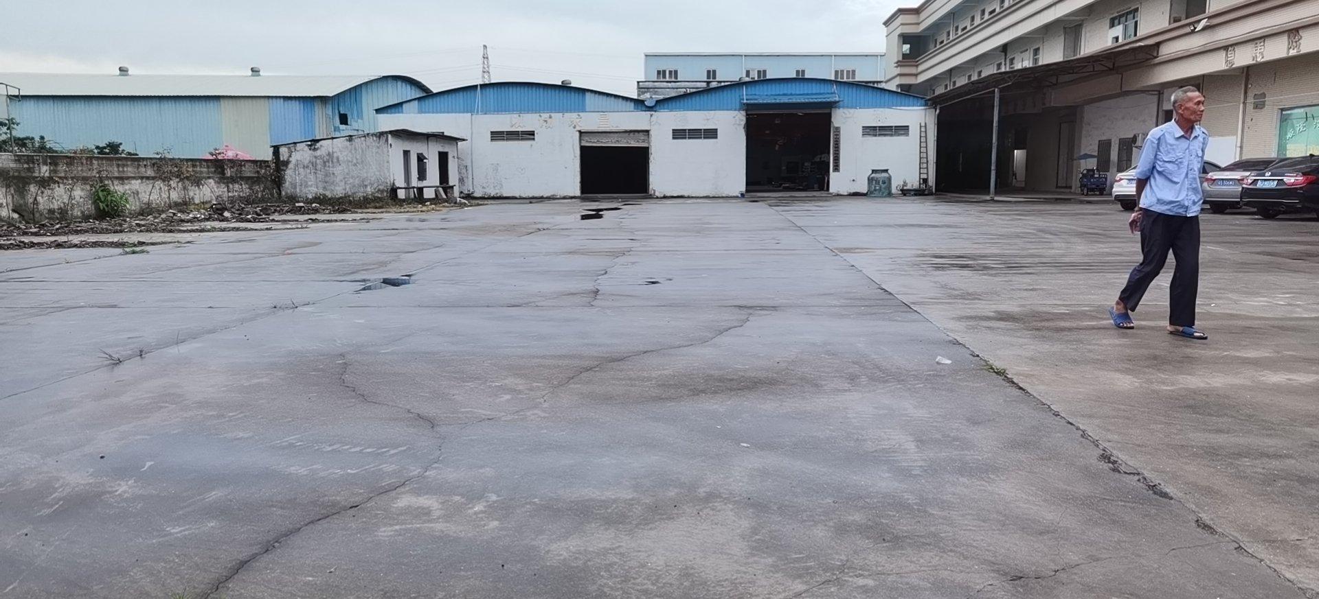 中山市黄圃镇兴圃道标准工业厂房一楼商铺三楼厂房