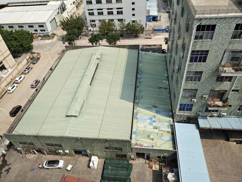 经典小独院占地2000m'建筑3250集体证厂出售