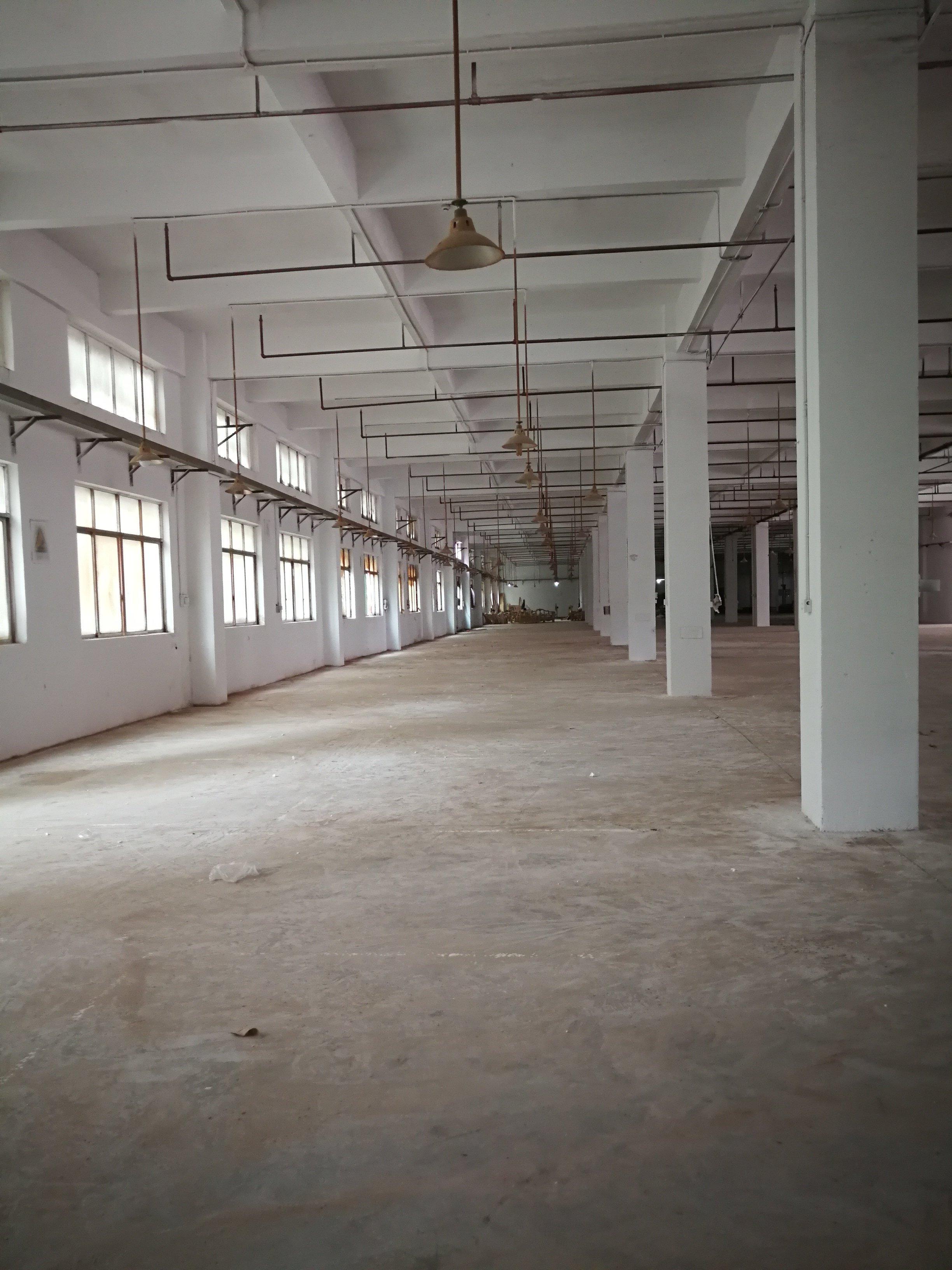 惠阳秋长白石黄氏工业园附近标准厂房招租