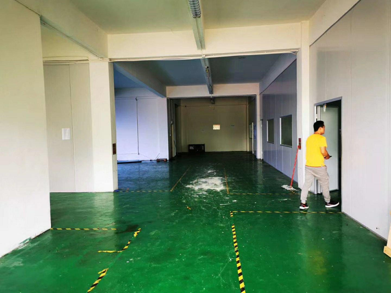 惠阳秋长工业园一二楼1200平出租