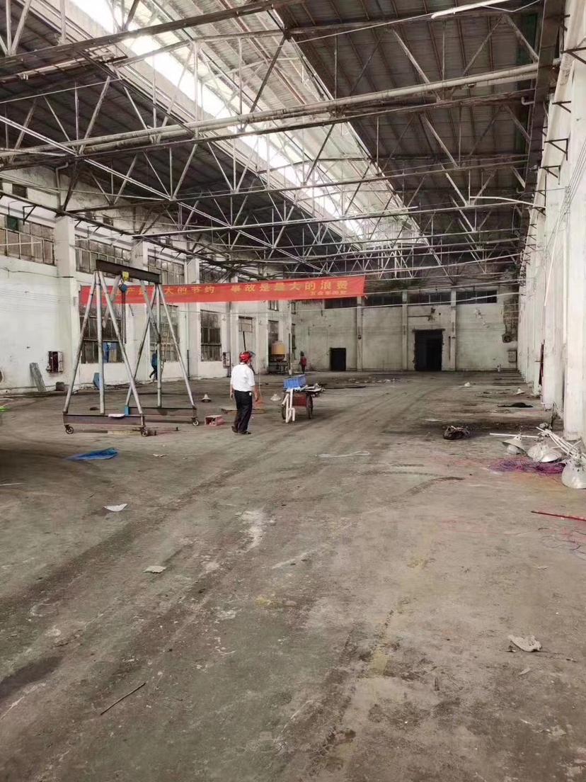 中山东升镇坦背工业园标准单一层3000平方