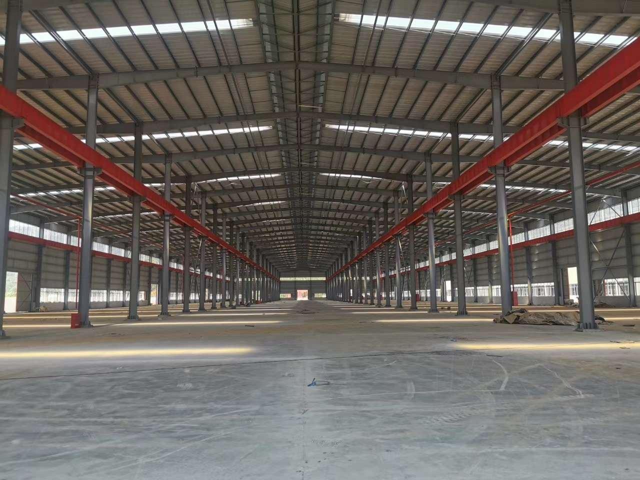 肇庆市原房东13米高可架20吨行车单一层厂房出租(可分租)-图5
