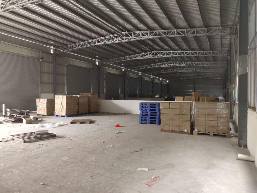 惠州小金口带卸货平台1200平米物流仓储