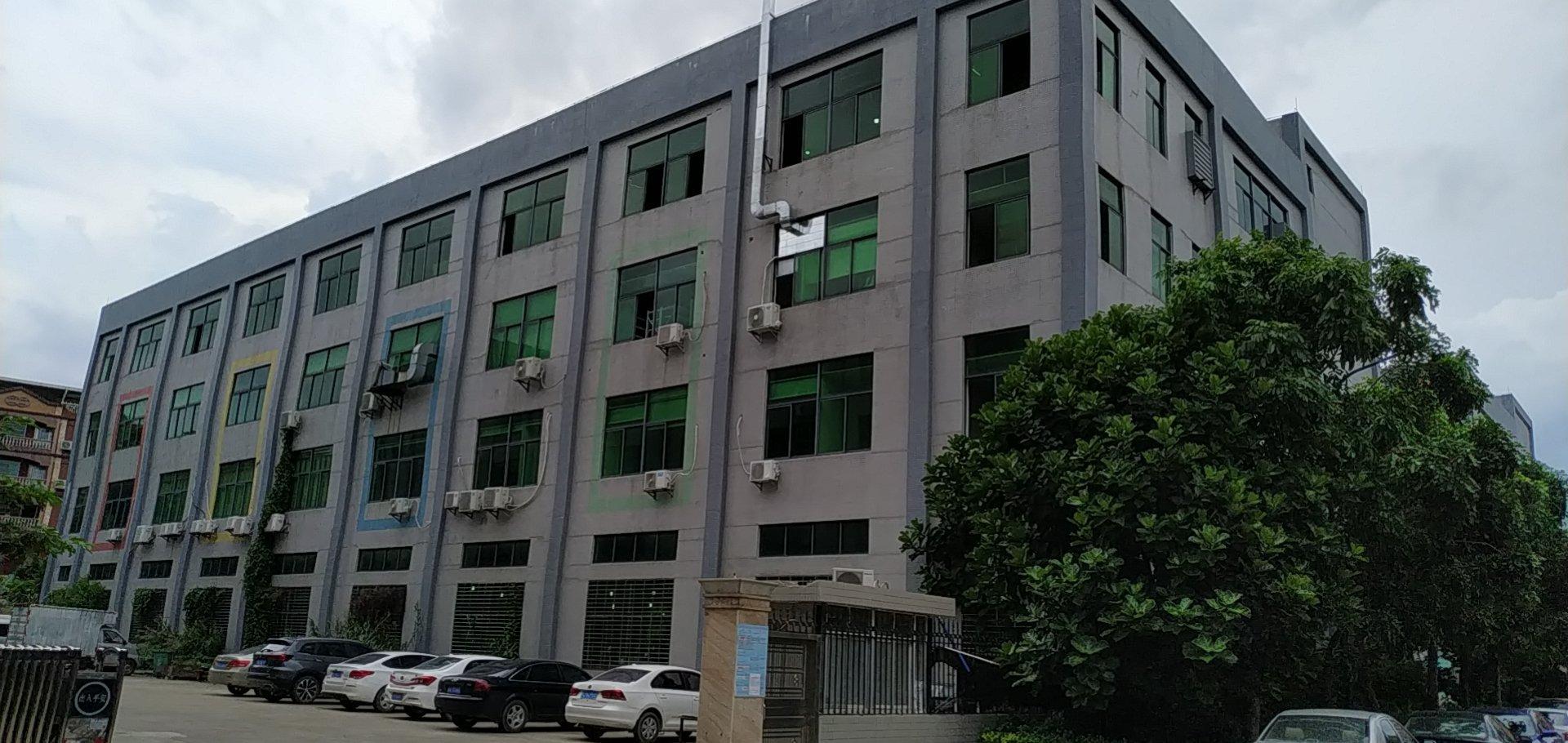 南沙区建面7800方厂房出售