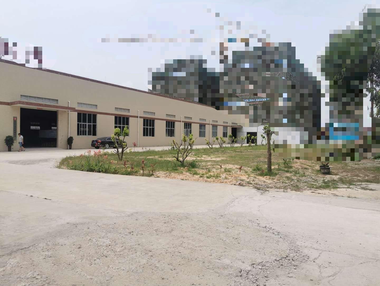 平潭镇砖墙到顶单一层独院2350平方滴水9米