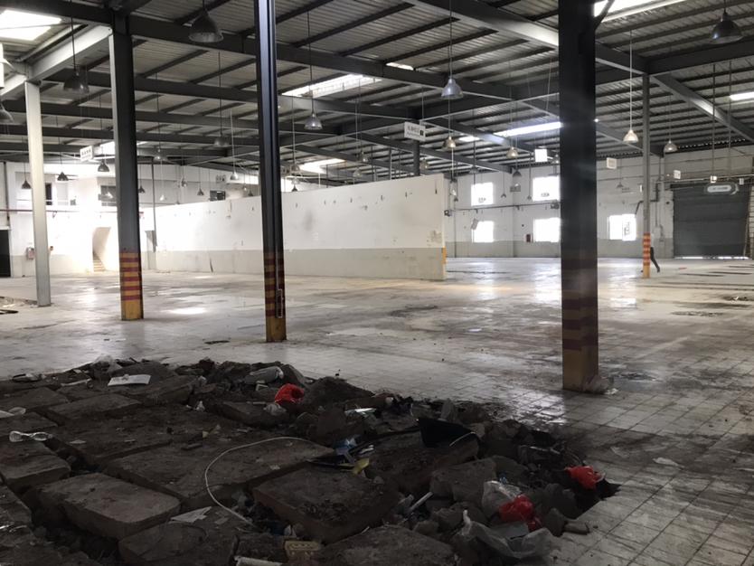 惠城区河南岸街道8000平方独院钢结构厂房出租
