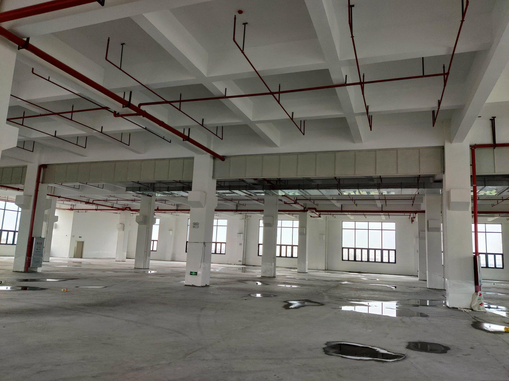 广州黄埔区九龙地铁高速口建筑3103㎡国有证超新仓库低价出售