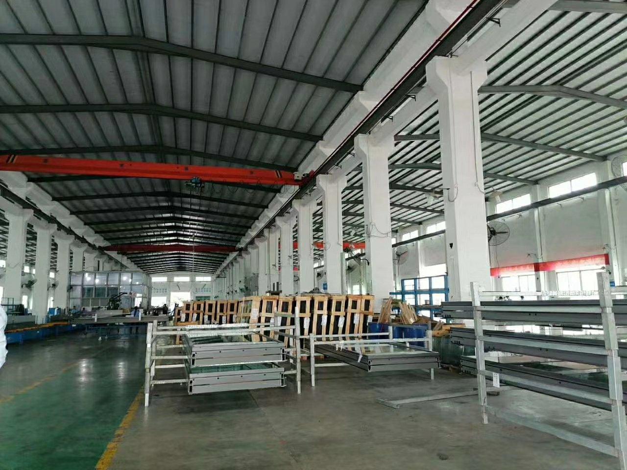 惠阳区三和工业区新出独院钢结构13000平方滴水十米