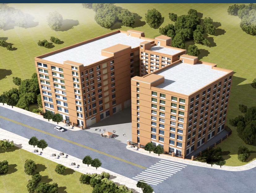 一手房东新建大型产业园,96,000平方。