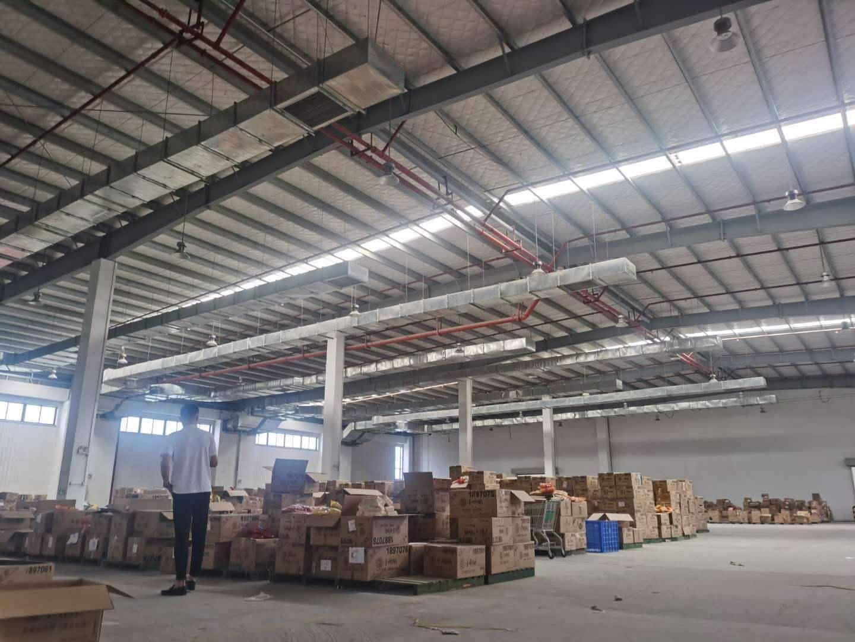 麻涌新岀标准仓库8万平方,丙二类消防证件齐全,自动卸货平台