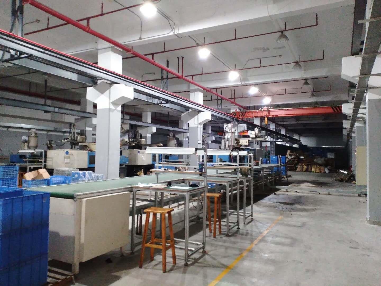 惠阳平潭新出原房东精装修标准厂房7000平方一楼带牛角