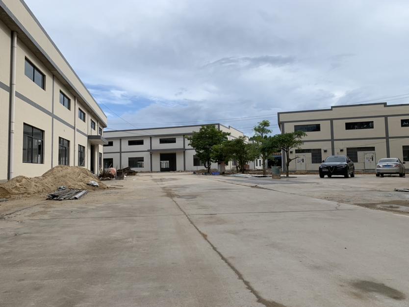 惠阳镇隆新出红本钢构厂房2500平方,丙二类消防