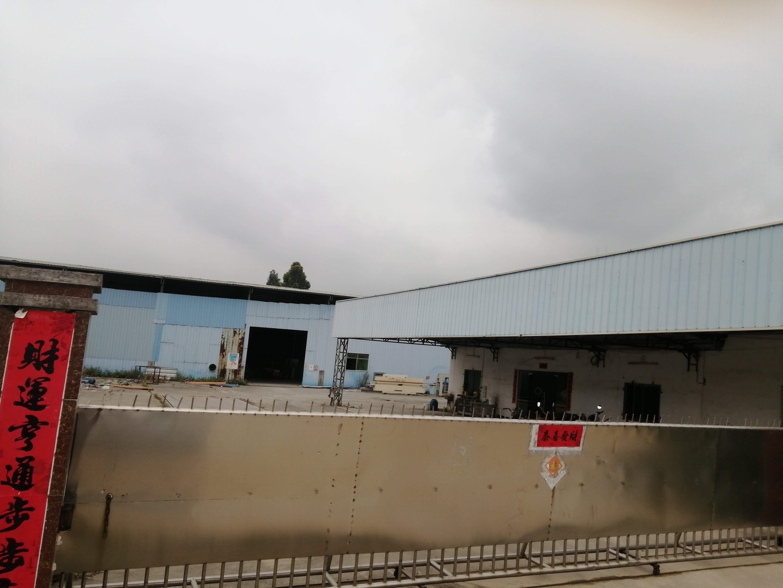 博罗县龙华镇原房东独院单一层厂房2880平