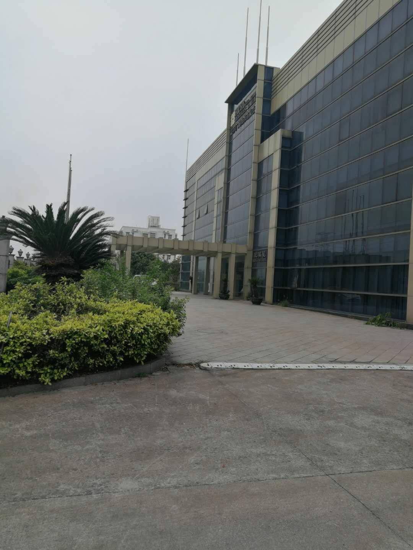 黄埔保税区马路边建筑11287平国有证仓库带七套房产低价出售