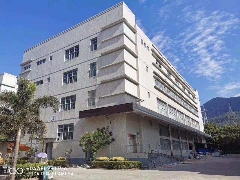 惠州市良井镇原房东红本独栋工业园区6600平方带卸货平台