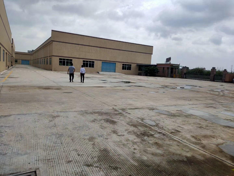 石湾工业园村委直租厂房独门独院6700平米