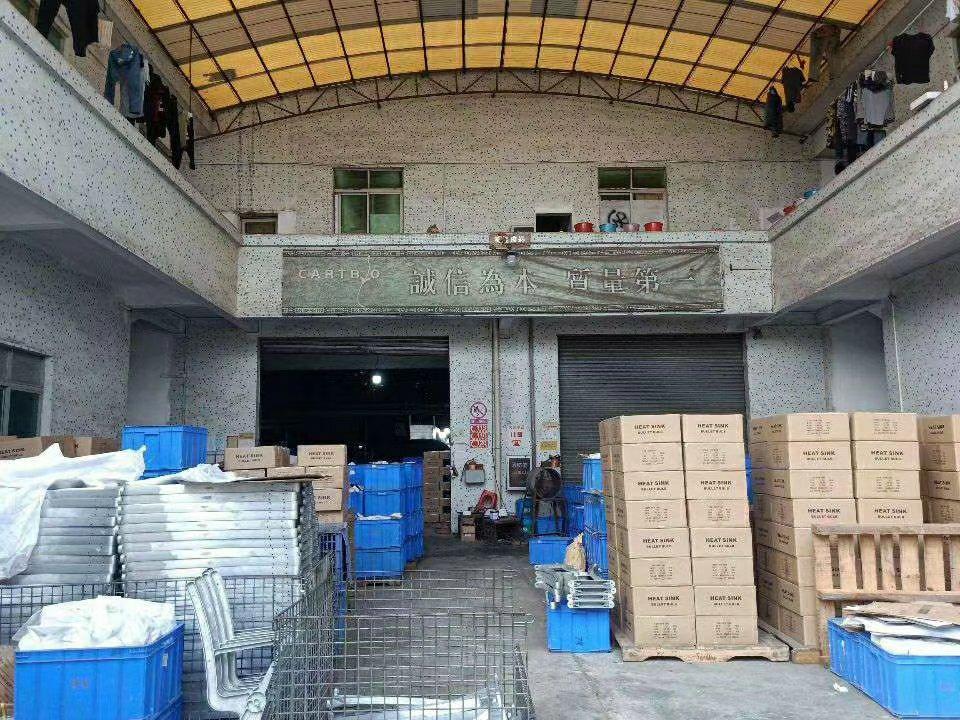 惠阳镇隆精装修办公室钢构独院1875平出租