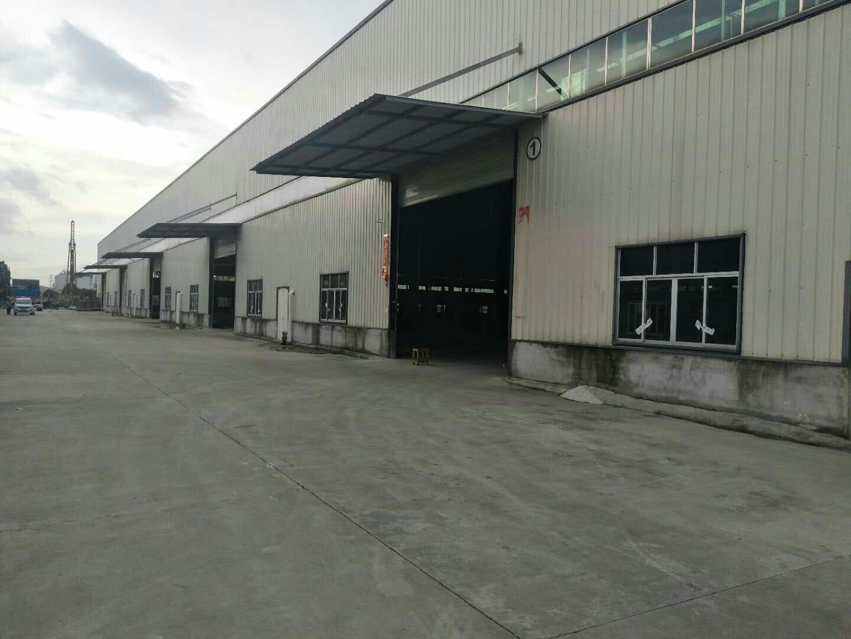 石湾镇产业园区独院分租5000平方带消防喷沐金钢砂地面