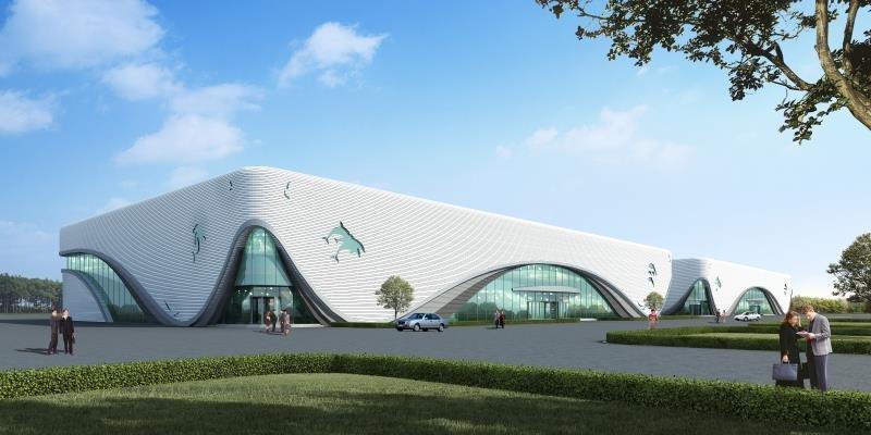 肇庆市新区国家扶持上市公司首选现代化产业园可定建厂房出租