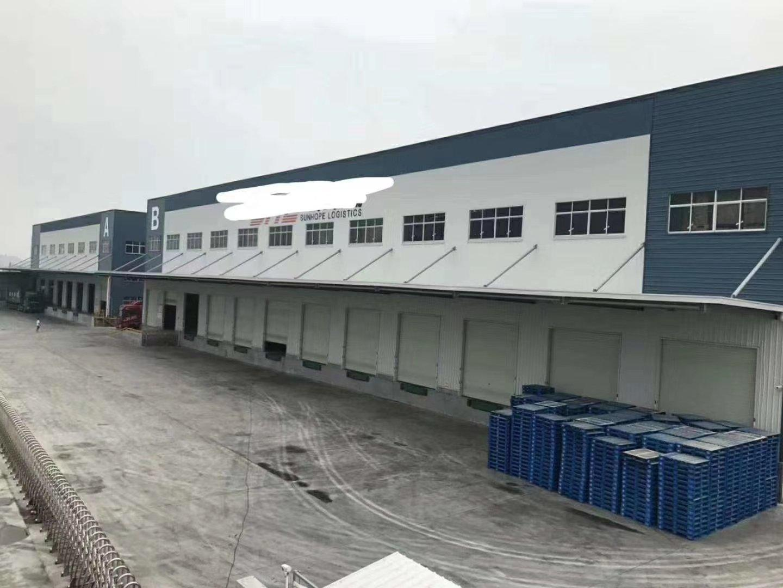 东莞市麻涌镇,靠近黄埔40000方高标准仓库出租