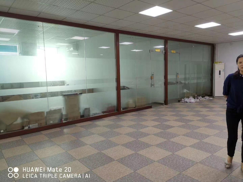 沙井南环路边400平米办公电商仓库出租