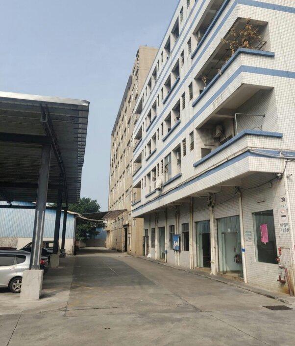 广州白云占地2500㎡建筑2500㎡钢构厂房出售