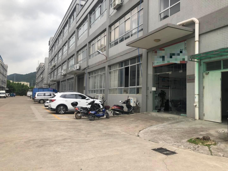 广州市黄埔开发东区云埔工业区新出1760平标准厂房出租