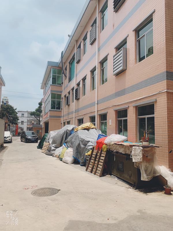 龙岗坪地一楼900平高5米原房東红本厂房仓库出租精装修