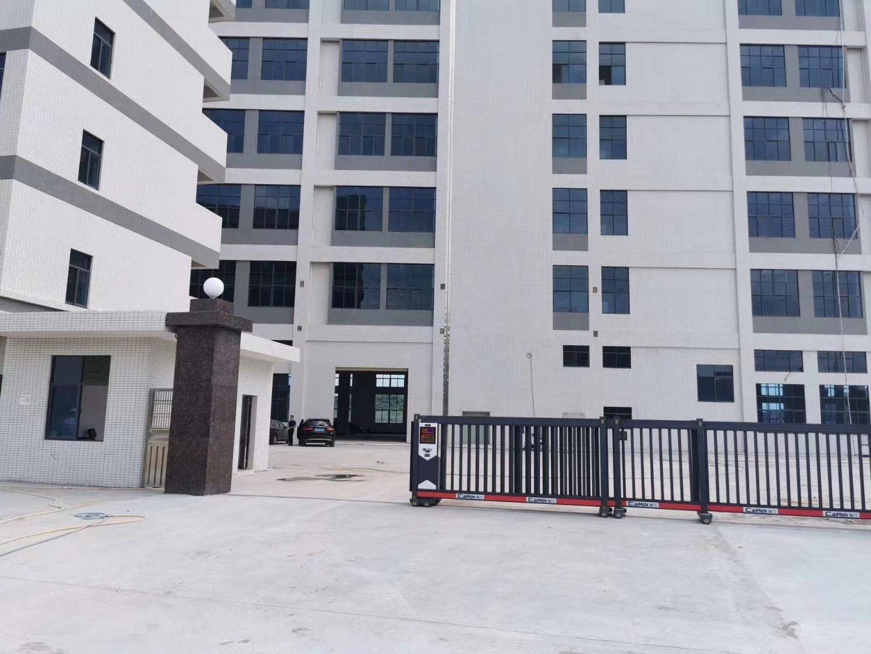 广州从化鳌头国道边国有工业厂房出售建筑6000平可再建位置好