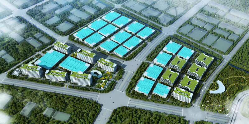 肇庆市高新区1300亩国家扶持产业园招租可定建
