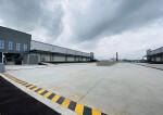 龙岗横岗红本物流仓1.2万平带卸货平台高度7.2米带消防喷