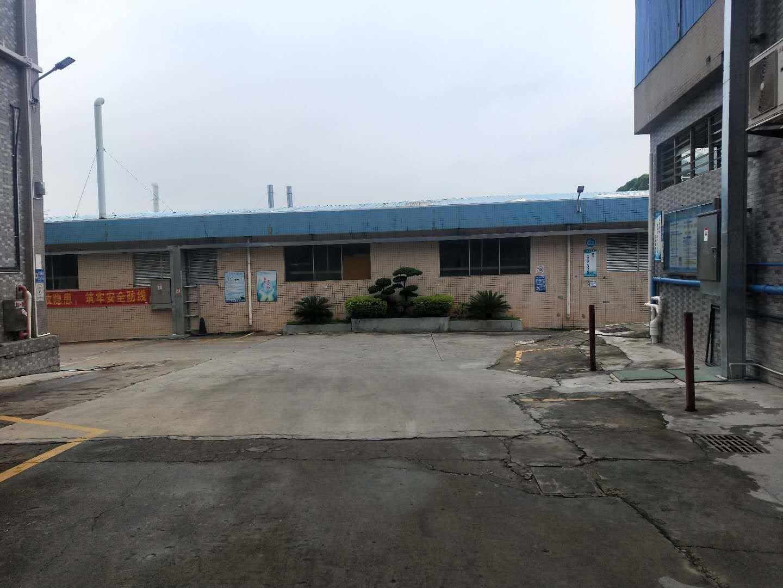 白云区神山工业区新出单一层厂房出租2300平,可办环评