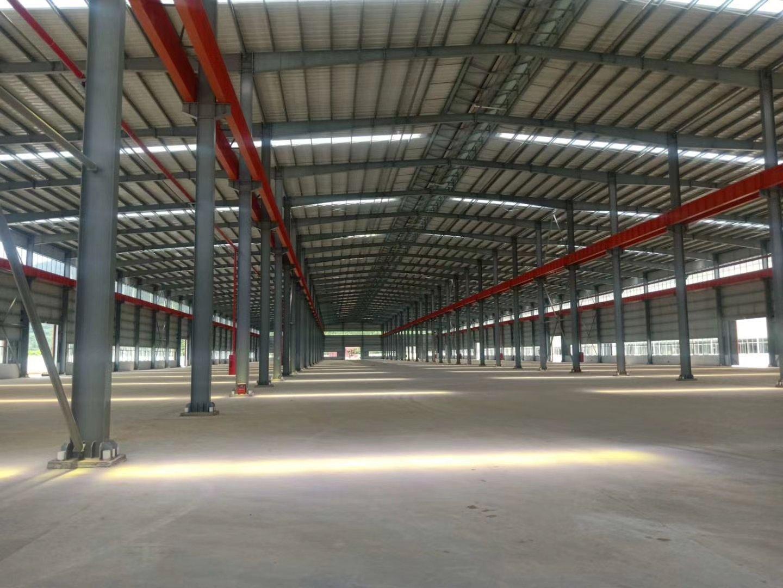 肇庆高要区30000平方单一层钢结构有宿舍办公室可办环评-图2
