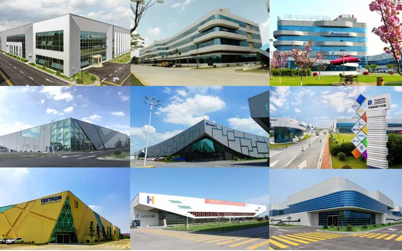 肇庆新出高大上,适合高端制造产业,单一层和高层厂房滴水12米