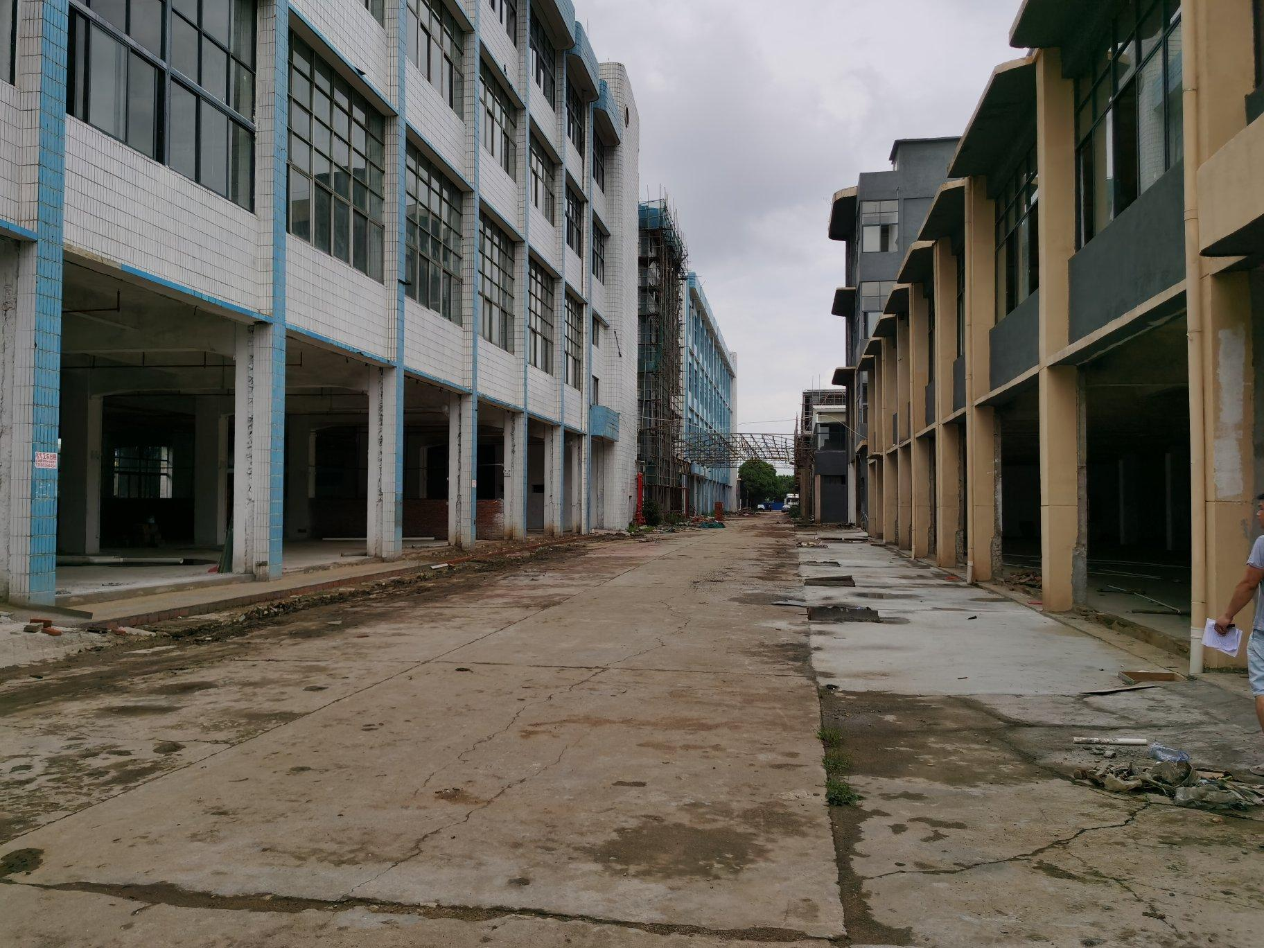广州番禺超值5500平21年使用权标准厂房出售