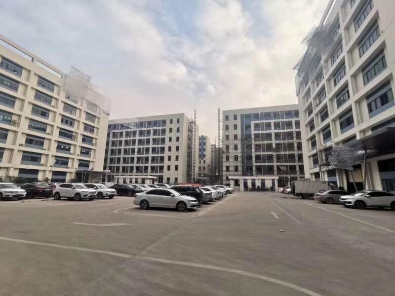 肇庆(红本·氧化·重工业)化工厂房60000㎡每栋1~6层