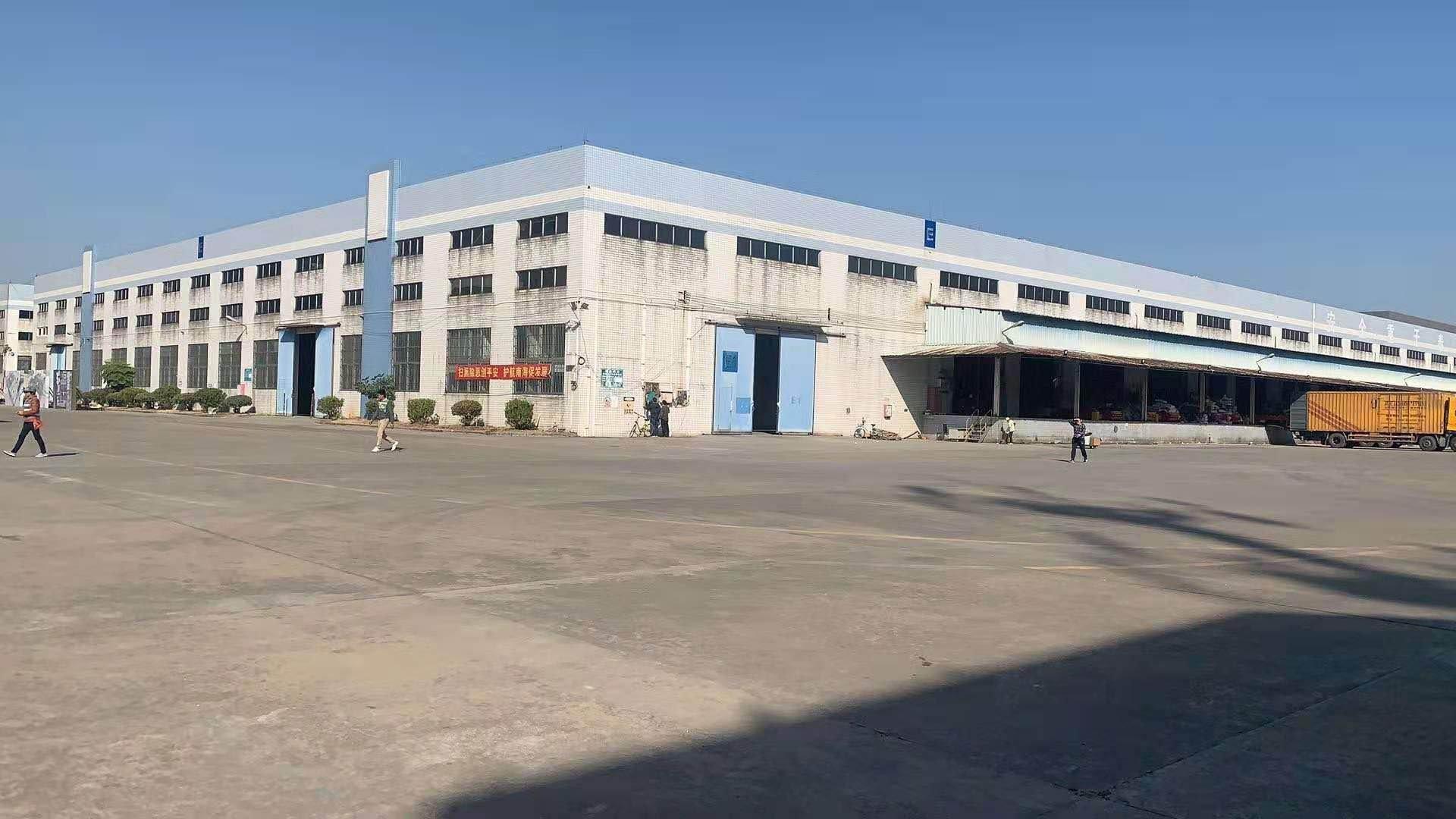 荔湾60000平方标准厂房电商仓库大小可分租