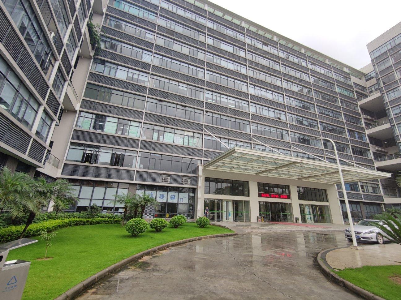 广州黄埔区科学城新出2000平办公室,带家私,拎包入住