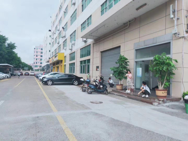 福永和平新出一楼1200平方仓库厂房出租
