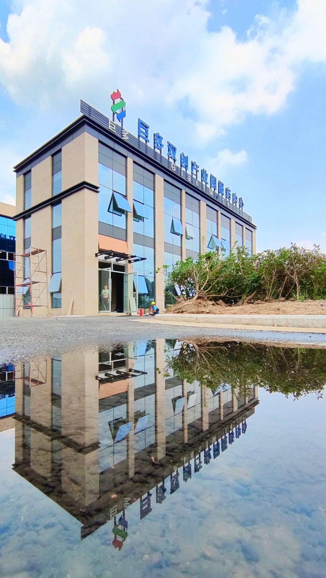 德阳经开区工业园区单层钢结构厂房出租