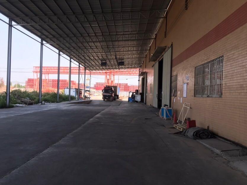 广州市南沙区万顷沙镇物流仓库出租16000方,可灵活分租